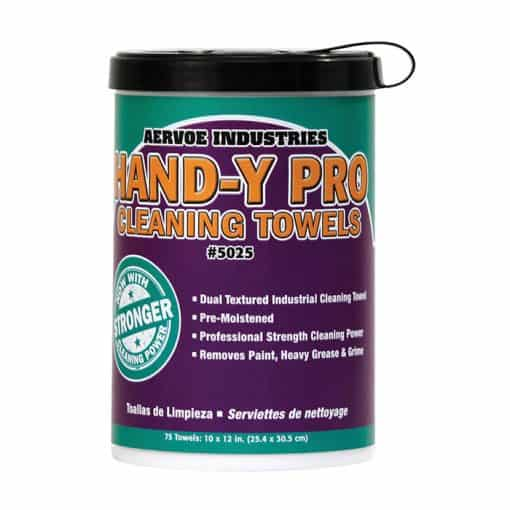 Aervoe Hand-y-Pro-Cleaning-Towels