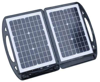 30-Watt Solar Collector