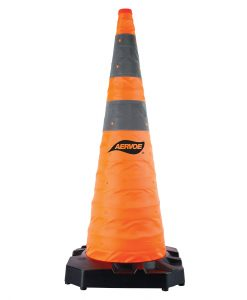 "36""Heavy duty Collapsible Safety cone"
