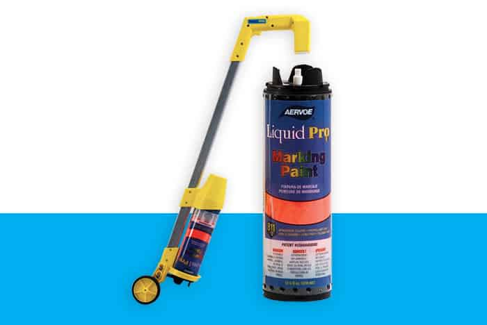 Liquid Pro Marking Paint system